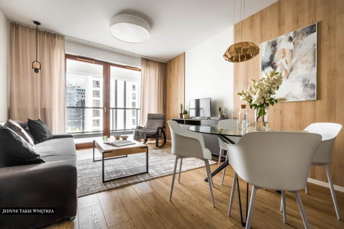 nowoczesny apartament na wynajem Warszawa