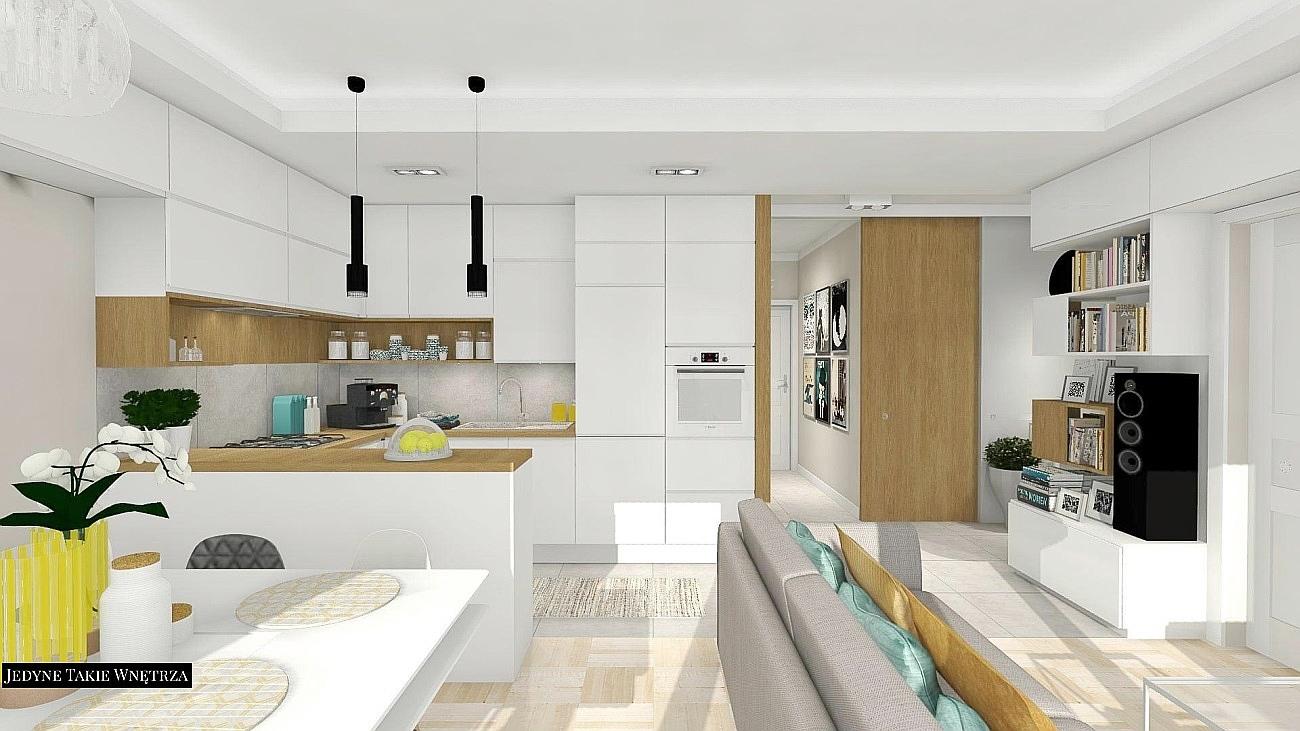 metamorfoza mieszkania w warszawie projekt jedynetakiewn trza. Black Bedroom Furniture Sets. Home Design Ideas