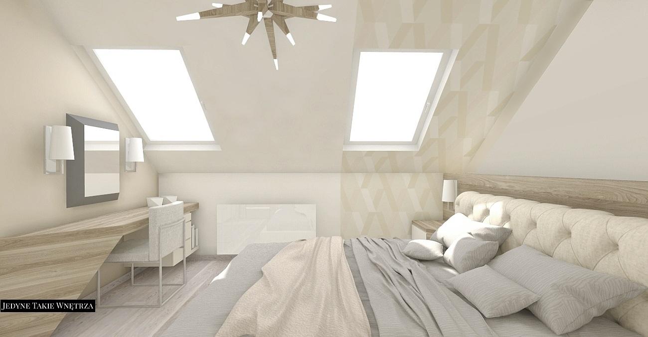 Sypialnia Bezowa