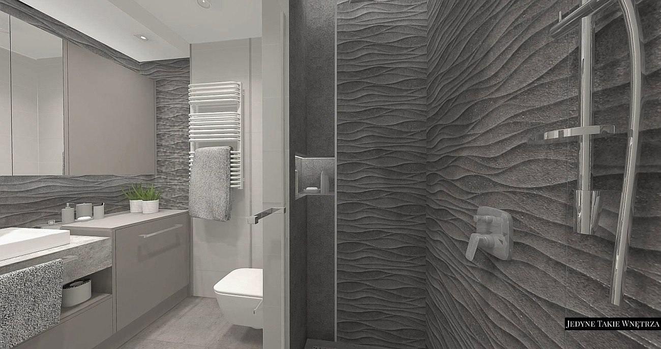 Projektowanie łazienek - JedyneTakieWnętrza Paulina Kononowicz-Kwaśnik